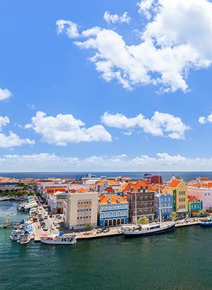 Vakantie Caribische eilanden: Curacao