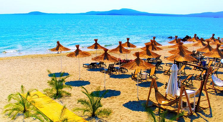 Sunny Beach, meer dan uitgaan