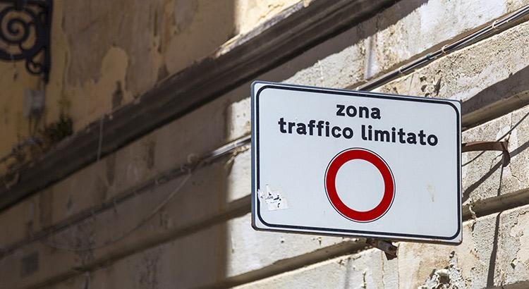 ZTL, Zone Traffico Limitato (Italië)
