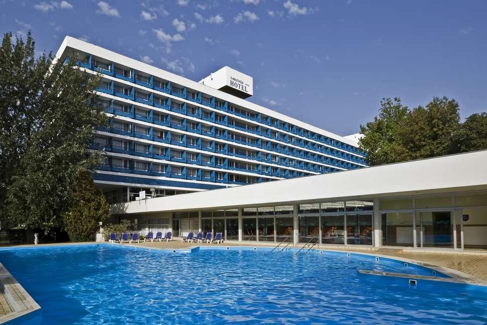 Vakantie Balatonmeer, Hotel Annabella