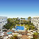 Badplaatsen Costa del Sol: Marbella, Iberostar Marbella Coral Beach