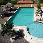 Nederlandse Antillen eilanden, Landhuis Wanapa