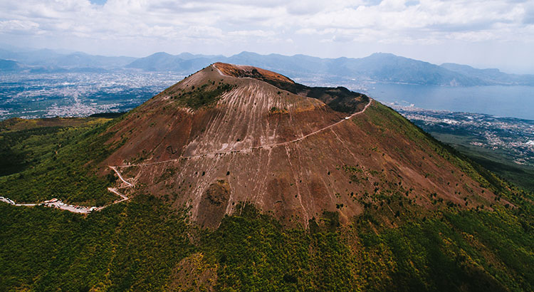 Vesuvius Napels