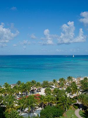 Nederlandse Antillen eilanden, Aruba