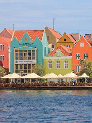 Nederlandse Antillen eilanden, Curaçao