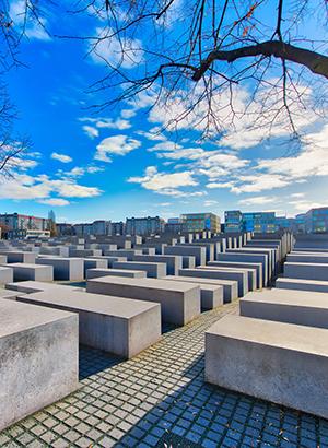 Doen in Berlijn: holocaust monument