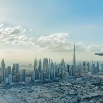 Dubai from the sky: zo zie je pas echt hoe groots de stad is!