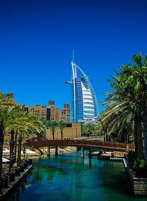 Weg met Kerst: stedentrip Dubai, Jumeirah Burj Al Arab