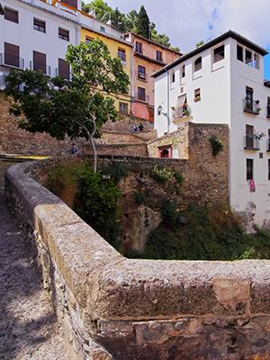 El Albaicín Granada, wijk