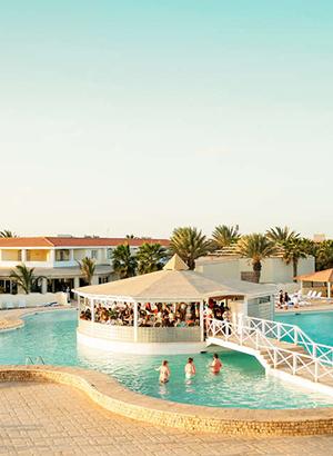 Favoriete hotels Sal, Kaapverdië