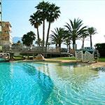 Vakantie Albir, Hotel Kaktus Albir