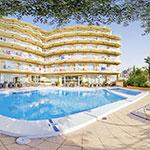 Strandvakantie Calella, Hotel Volga