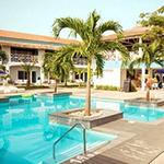 Badplaatsen Gambia: Kololi, Djembe Beach Resort