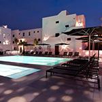 Oktober & zon: Sentido Migjorn Ibiza Suites & Spa, Ibiza