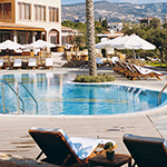 Oktober zon: Cyprus, Sentido Thalassa Coral Bay