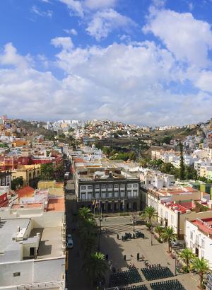 Las Palmas, Gran Canaria: cultuur in La Vegueta