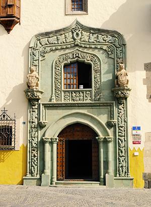 Las Palmas (Gran Canaria): La Vegueta, Museo Casa de Colón