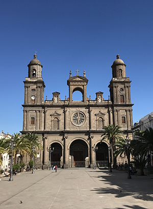 Las Palmas (Gran Canaria): La Vegueta, Santa Ana Kathedraal