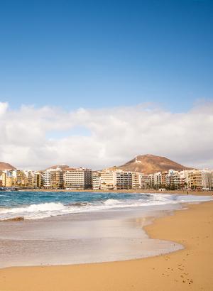 Strand Las Palmas (Gran Canaria)