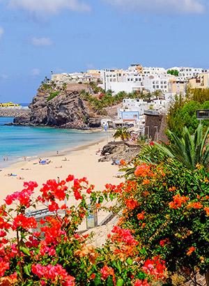 Leukste badplaatsen Fuerteventura: Morro Jable
