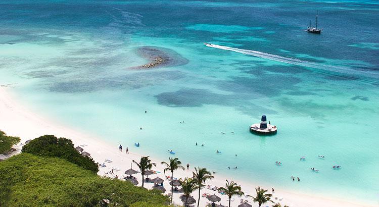 Nederlandse Antillen eilanden