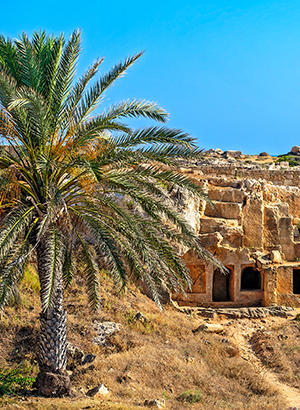 Oktober zon: Cyprus