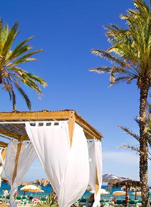 Oktober zon: Ibiza
