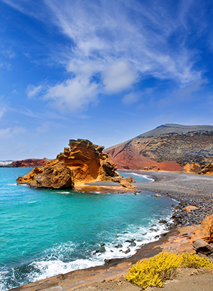 Oktober zon: Lanzarote