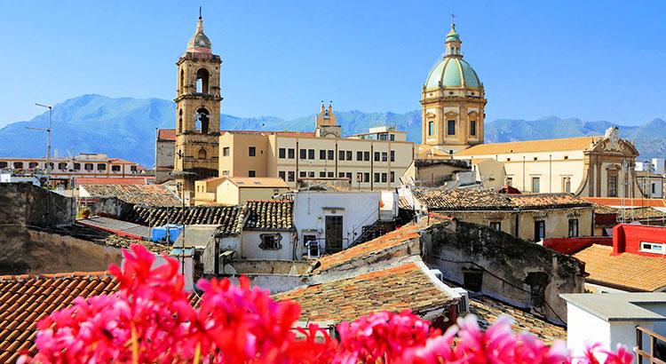 Palermo culturele schatkist Sicilië