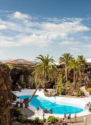 Redenen vakantie Lanzarote: Cesar Manrique