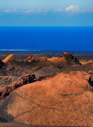 Redenen vakantie Lanzarote: Timanfaya