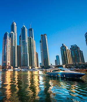 Mooiste skylines, Dubai