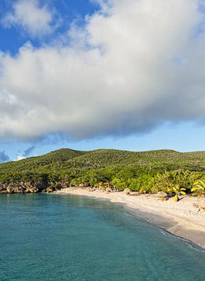 Tips goedkope vakantie Curacao: stranden
