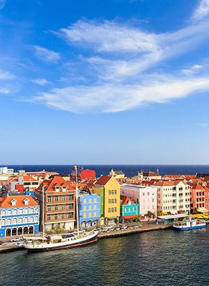 Tips goedkope vakantie Curacao: WIllemstad