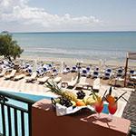 Dieren spotten op vakantie, Mediterranean Beach Resort