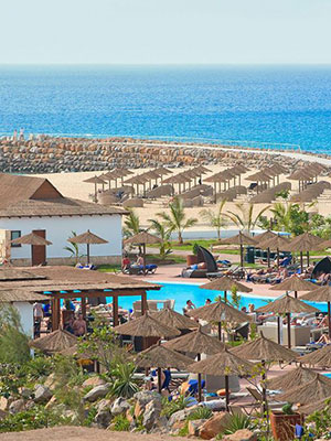 All inclusive hotels Sal, Melia Llana