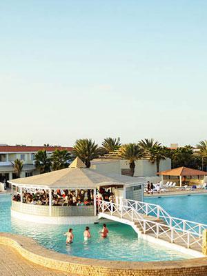 All inclusive hotels Sal, Smartline Crioula