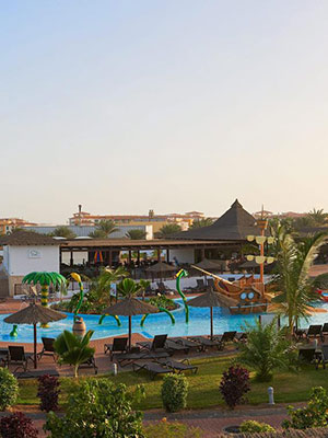 All inclusive hotels Sal, Sol Dunas Resort