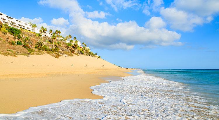 Mooiste stranden Fuerteventura