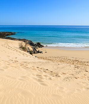 Duinen Corralejo, Mooiste stranden Fuerteventura