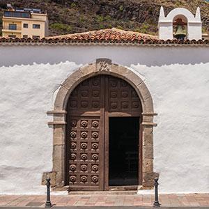 Vakantie La Gomera, kerkjes spotten