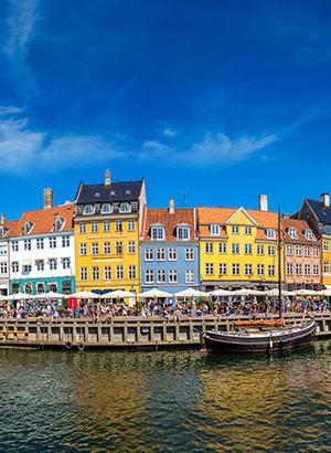 Babymoon bestemmingen: Kopenhagen