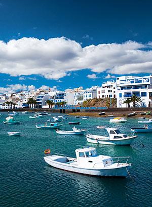 Babymoon bestemmingen: Lanzarote