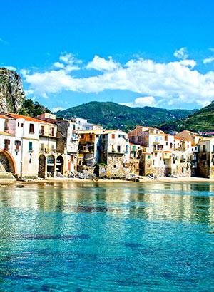 Babymoon bestemmingen: Sicilië