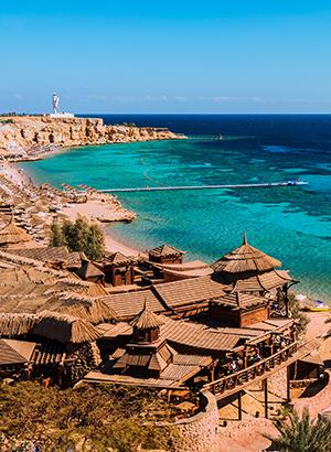 Badplaatsen Egypte, Sharm el Sheikh