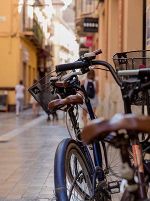 Doen in Málaga: fietsen