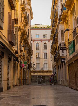 Doen in Málaga: historisch centrum