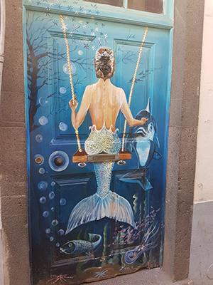 Doen in Funchal, street art