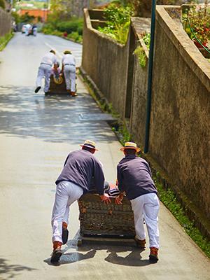 10x doen in Funchal, Toboggan