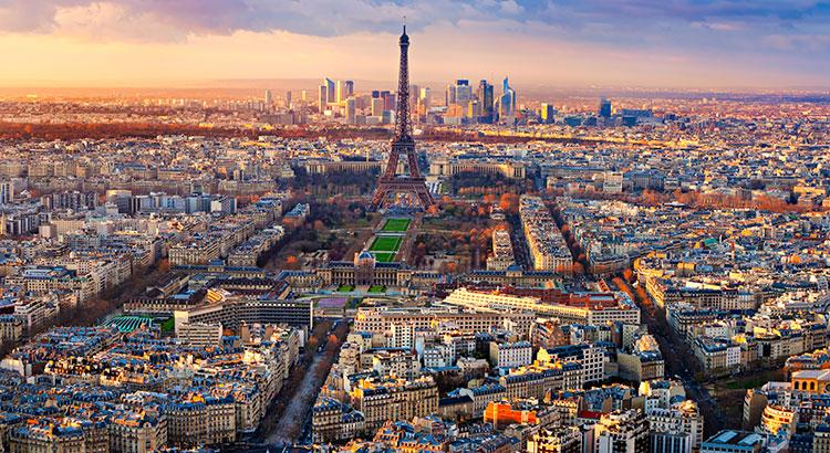 Gratis doen Parijs